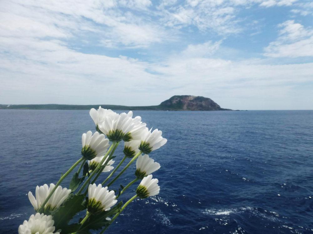 硫黄島慰霊