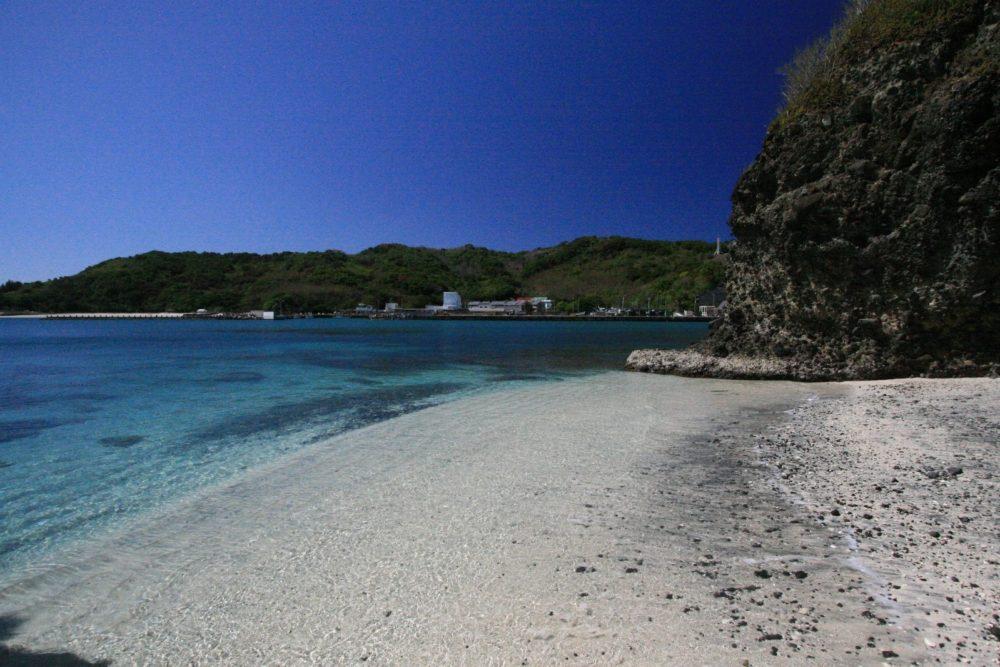 石次郎海岸