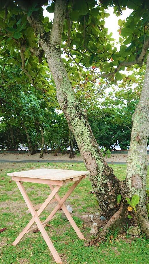 ガーデンテーブル1