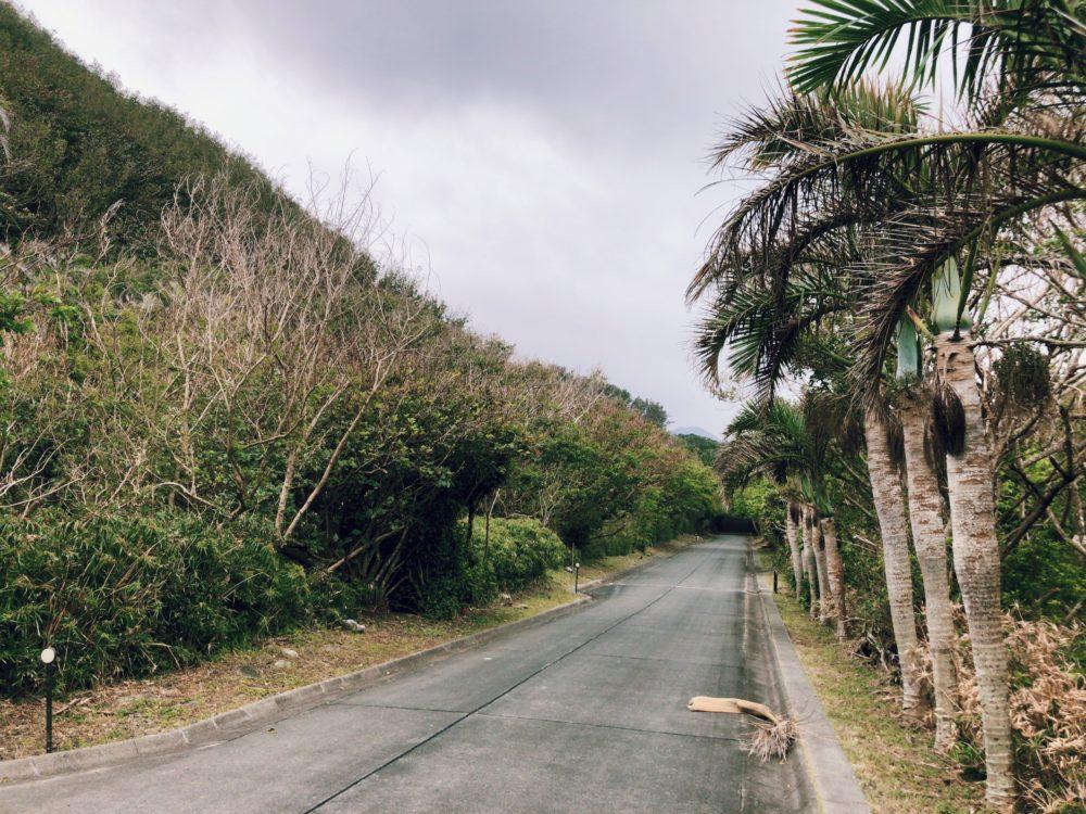 写真I 北村の道