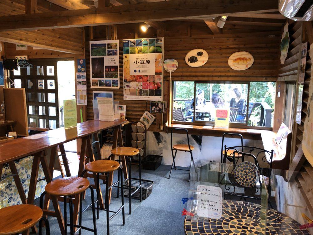 2_小笠原のカフェはどれも個性豊か